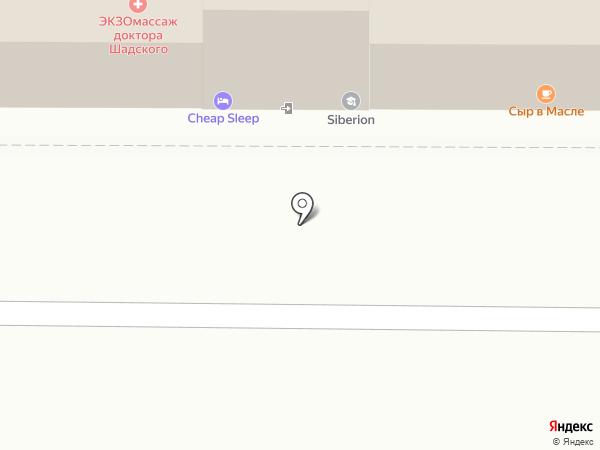 SIBERION на карте Иркутска