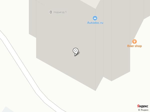 BEERМАГ на карте Иркутска