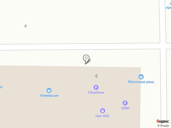 Будуар на карте Иркутска