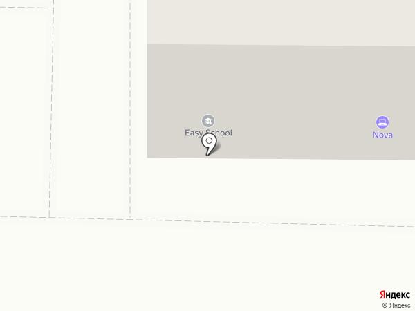 Easy School на карте Иркутска