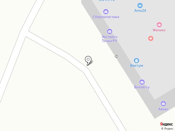А ПОРА на карте Иркутска