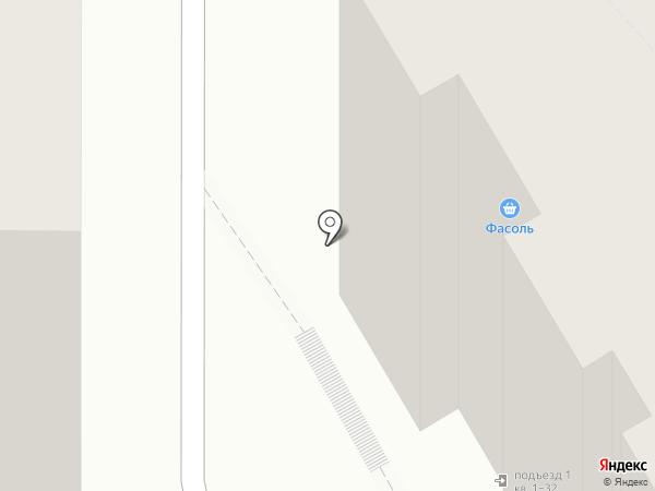 Плюшевый на карте Иркутска