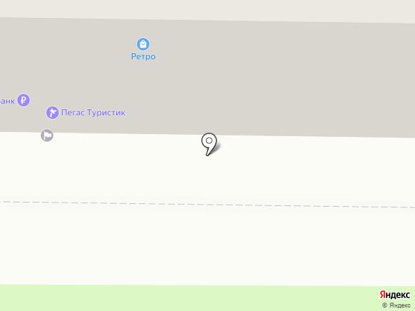 Магазин трикотажа на карте Иркутска