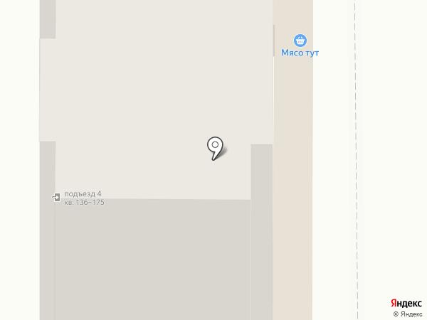 Хмельной дед на карте Иркутска