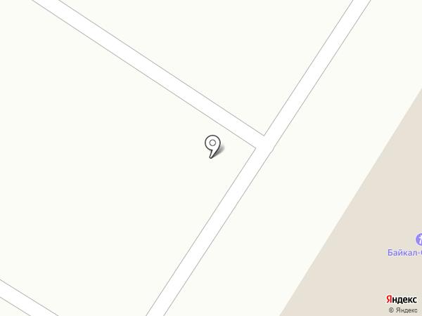 Арланда+ на карте Иркутска