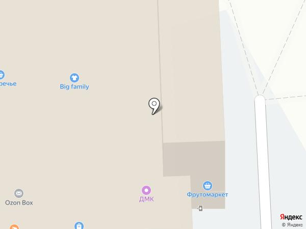 Магазин трикотажных изделий на карте Иркутска