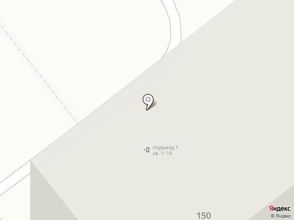 Примо на карте Иркутска
