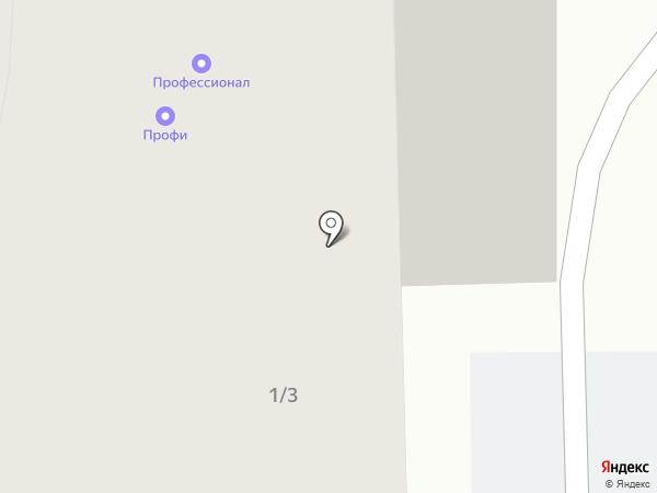 АлЛен на карте Иркутска