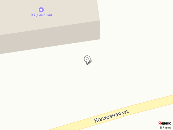 Стрим на карте Хомутово