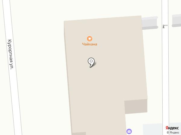 Перепелка на карте Иркутска