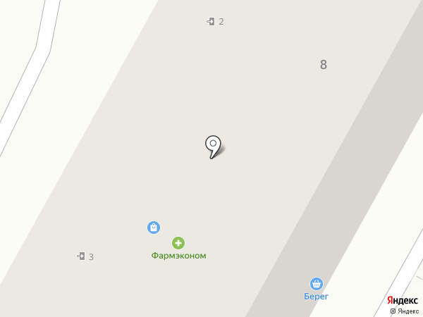 Магазин компьютерных комплектующих на карте Иркутска