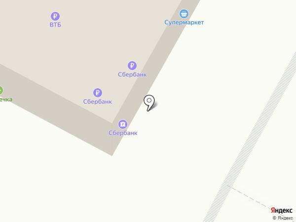 Магазин в Солнечном на карте Иркутска