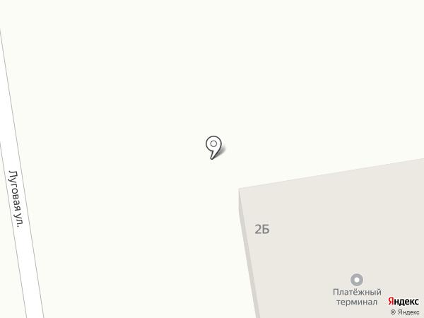 Миледи на карте Хомутово