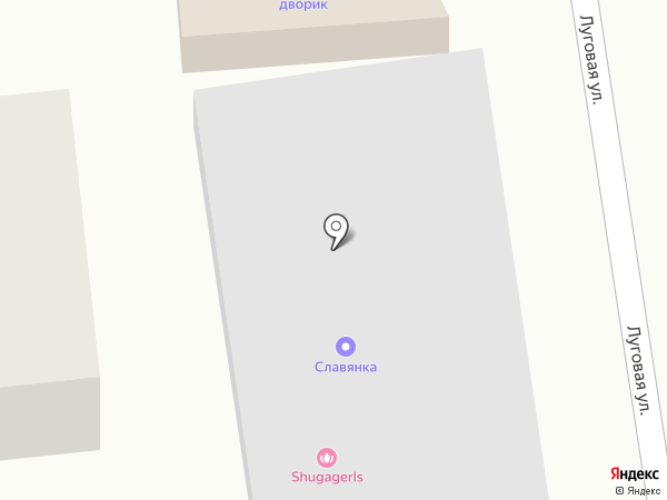 Новый ВиД на карте Хомутово
