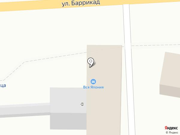 Магазин стройматериалов на карте Иркутска