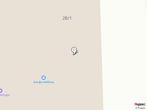 7 ФУТОВ на карте Иркутска