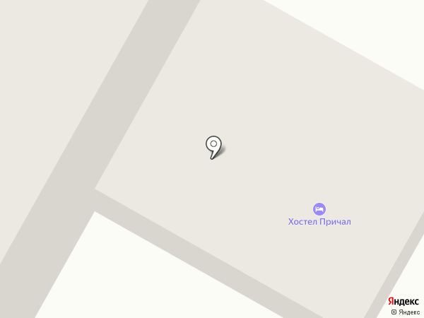 Ландри-Сервис на карте Иркутска