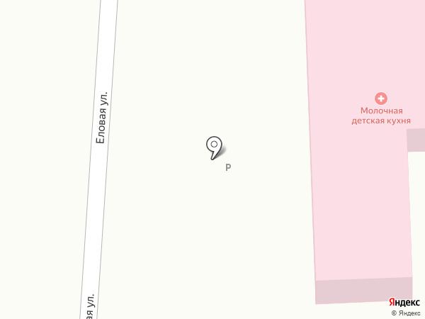 Хороший на карте Хомутово