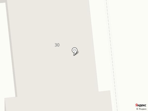 БуТех на карте Иркутска