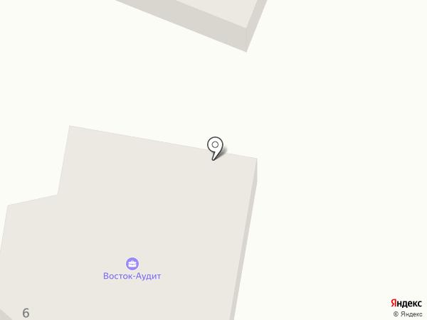 ВОСТОК-АУДИТ на карте Иркутска