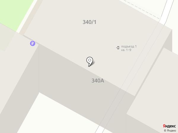 БТИ на карте Иркутска