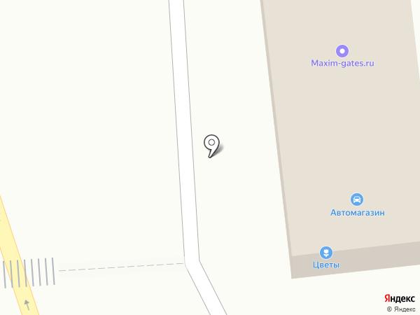 Орхидея на карте Хомутово