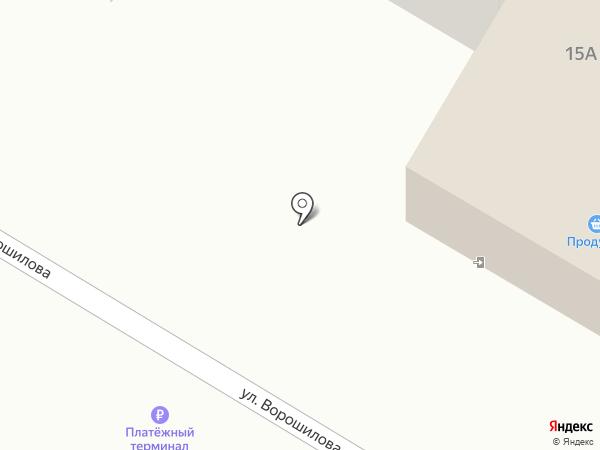 Илим на карте Хомутово