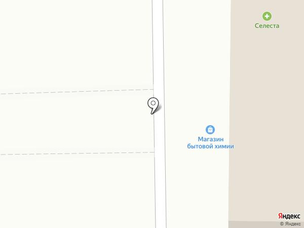 Класс-Пром на карте Иркутска