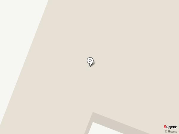Центровой на карте Хомутово