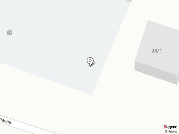 Комильфо на карте Хомутово