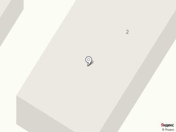 Горизонт на карте Новой Разводной