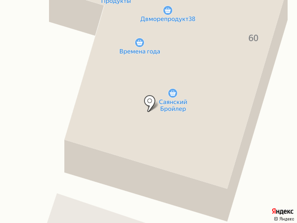 Гвард-Сервис на карте Новой Разводной