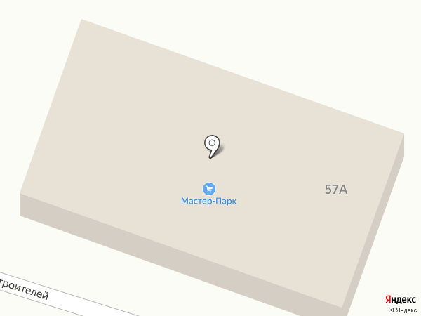 Автовек на карте Новой Разводной