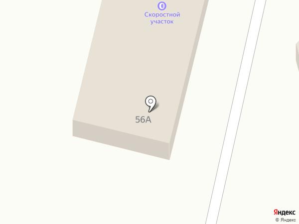 АБВорота на карте Новой Разводной