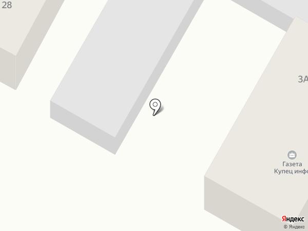 Купец на карте Хомутово