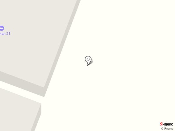 БАМ на карте Иркутска