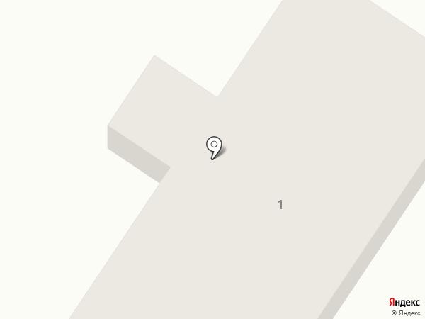 Винкавит на карте Большой Речки