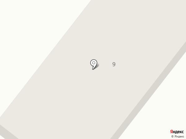 Фортуна на карте Большой Речки