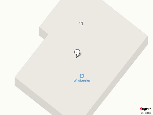Светлана на карте Большой Речки