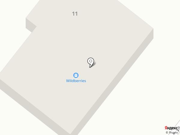 Домовенок на карте Большой Речки