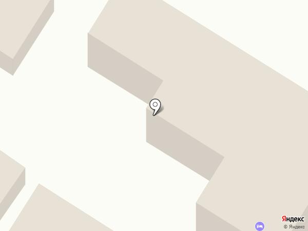 Малина на карте Листвянки