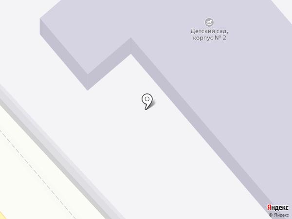 Детский сад на карте Листвянки