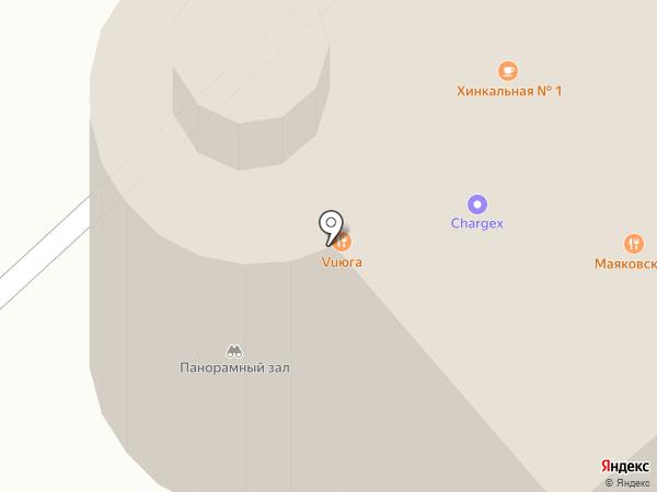 Банкомат, МДМ Банк на карте Листвянки