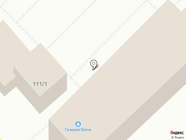 Али баба на карте Листвянки