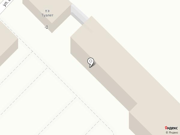 Рынок листвянки, МУП на карте Листвянки