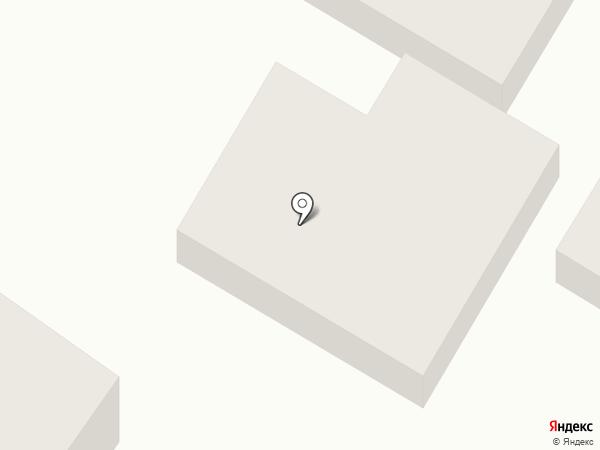 Гавань на карте Листвянки