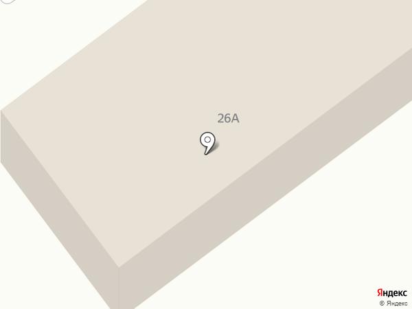 Гурульбинская средняя общеобразовательная школа на карте Гурульбы