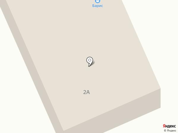 Барис на карте Гурульбы