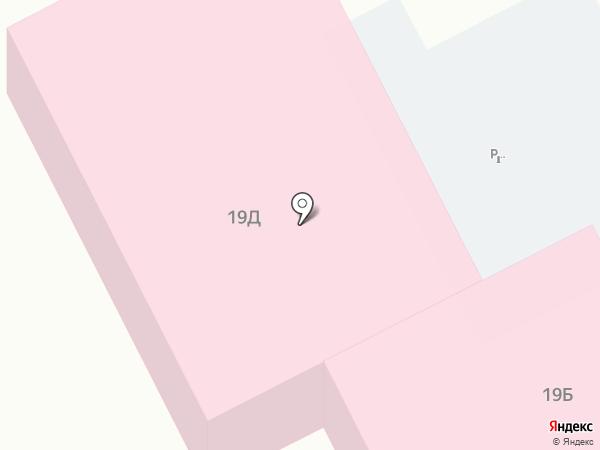 Окинский на карте Сотниково