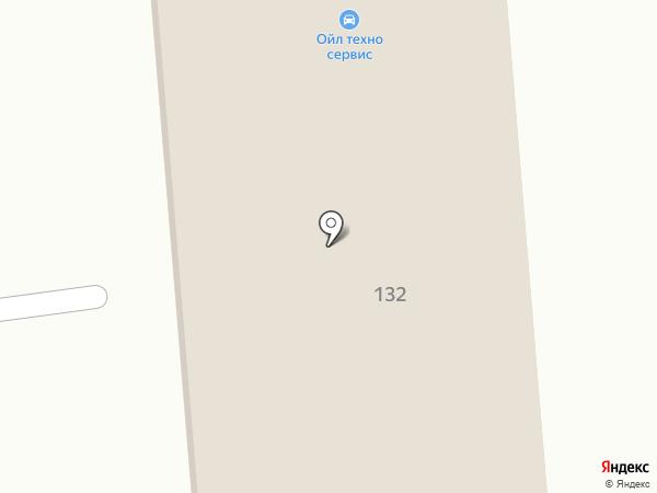 Ойл Техно Сервис на карте Сотниково